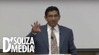 D'Souza: The Truth Behind Economic Justice