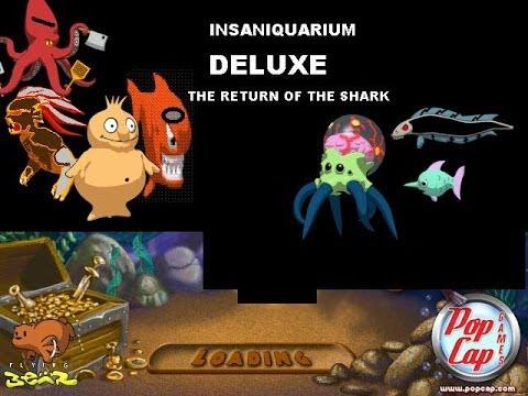 Insaniquarium Deluxe The return of the shark v0.4