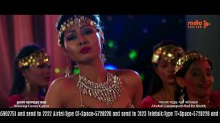 Foorti | Jojo | Tukhor - Item Song | Ratasree | Shibly | New Bangla Movie |
