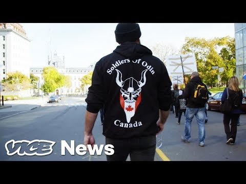Xxx Mp4 The Soldiers Of Odin Inside Canada S Extremist Vigilante Group 3gp Sex