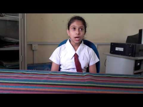 Sujatha Girls School, Sri Lanka.
