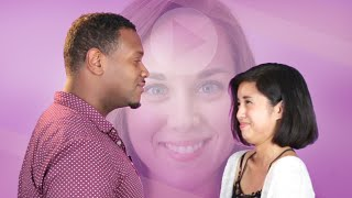 Awkward People Force Themselves To Make Eye Contact