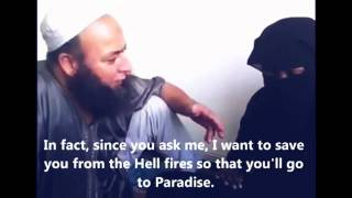 A Conversation With The Jinn - Iblis Dajjal Illumaniti Arab Leaders Malbars -TrueGuidanceISLAM