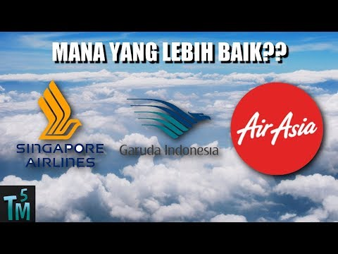 Xxx Mp4 5 Maskapai Penerbangan Terbaik Di Asia Tenggara 3gp Sex