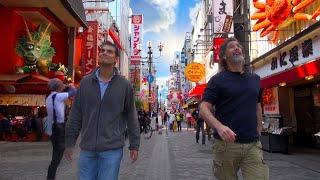 Osaka Street Food Guide: Dotonbori ★ ONLY in JAPAN #23 大阪道頓堀食い倒れ挑戦