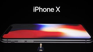 iPhone X Apple Highlights 2017 First Look Specifications