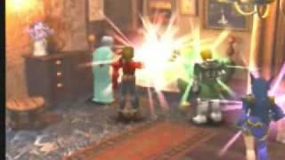 Legend of Dragoon: Shana gets her Dragoon Spirit