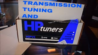 HP Tuners and Transmission Tuning Upgrade! 2016 Charger SRT 392