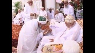 Syedna Mohammed Burhanuddin RA 100th Milad Ziyafat by Syedna Qutbuddin TUS - Video 1
