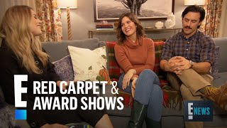 "Milo Ventimiglia & Mandy Moore Dish on ""This Is Us"" Twist 