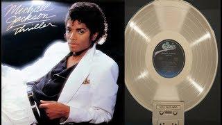 Michael Jackson - Thriller Full Album Vinyl (24Bit-192Khz) HQ Audio