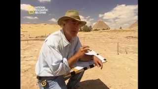 ناشيونال جيوغرافيك - فراعنة النيل - جولة داخل الهرم الاكبر