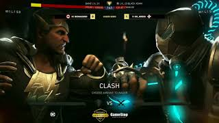 2018 CEO Top 8 - F3 DR_Gross vs BC Biohazard - Injustice Pro Series