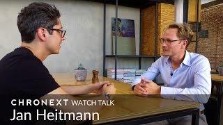 Zu Gast: Deutschlands bekanntester Poker Experte Jan Heitmann | CHRONEXT Watch Talk
