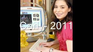 Cambios en los personajes de iCarly (2007-2011)
