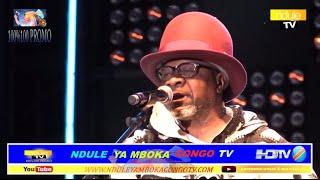 DERNIÈRE INTERVIEW DE PAPA WEMBA CONTRA DU FISTIVAL FEMUA R.I. PAPA D'AFRIQUE
