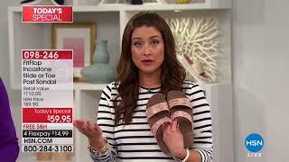 HSN   FitFlop Footwear 04.06.2018 - 01 PM