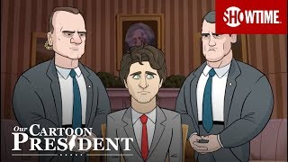 'J'Accuse Bitch!' Ep. 5 Official Clip   Our Cartoon President   SHOWTIME