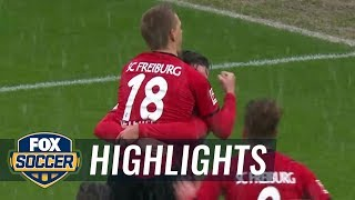 SC Freiburg vs. Werder Bremen | 2017-18 Bundesliga Highlights