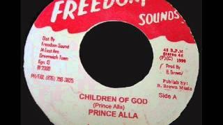 Prince Alla - Children of God