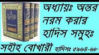 Bangla Waz Mahfil New Ontor Norom Korar Hadis Shomoho Bukhari Chapter-81 part-01
