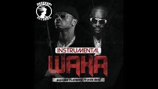 Diamond Platnumz ft Rick Ross - Waka (Official Instrumental/Beat) FL Studio + FLP