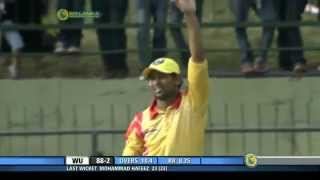 Wayamba United Vs Basnahira Cricket Dundee (19th August 2012 ) - Pallekele, Kandy