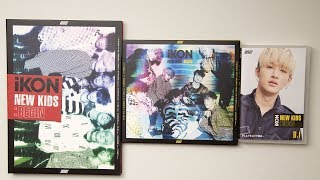 Unboxing | iKON - New Kids: Begin Japanese Ver. (CD+CD/DVD+Playbutton)