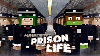 Minecraft Prison Life - PLANNING OUR ESCAPE #7