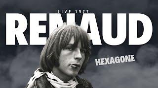 Renaud Hexagone Live Inédit 1977