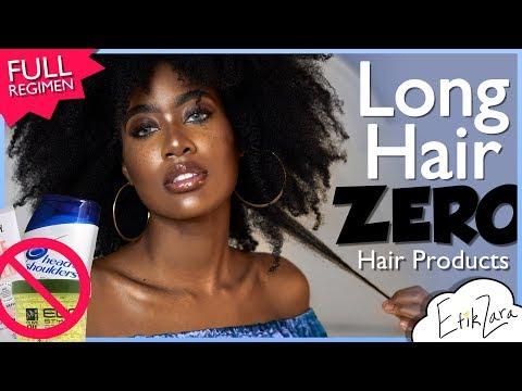 Xxx Mp4 Grow LONG Hair W ZERO Hair Products Full Regimen Natural Hair 3gp Sex