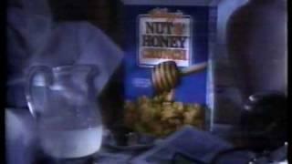 Nut n Honey Crunch Commercial