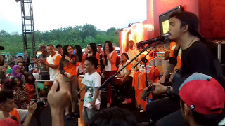 Video Tora Sudiro,Stevi Dan Si Babel Bolo Saat Bernyanyi Di Desa Bolo,Wonosegoro,Boyolali