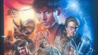 [Kung Fury OST]  08. Mitch Murder - Power Move