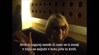 """Andrej Šifrer - Abbey Road Studii - Snemanje albuma """"Srce in razum"""""""