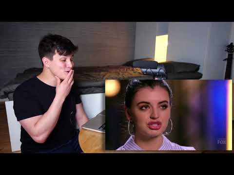 """Vocal Coach Reaction to Rebecca Black on """"The Four"""""""