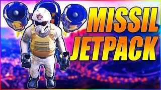 SINDSSYG MISSIL JETPACK TIL $5,000,000 - DANSK GTA 5 ONLINE (DOOMSDAY UPDATE) - [#6]