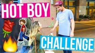 HOT BOY CHALLENGE!!