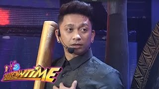Its Showtime: What keeps Jhong