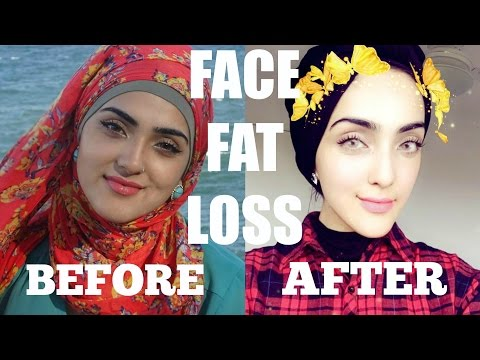 HOW TO LOSE FAT FROM YOUR FACE! Face Toning Exercises and Massage