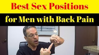 Best Sex Position for Men with Back Pain