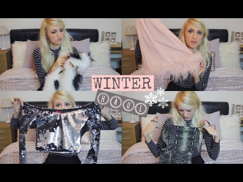 Winter Haul | Missguided, Motel, Boohoo and More!
