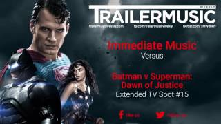 Batman v Superman: Dawn of Justice Exclusive Music (Immediate Music - Versus)
