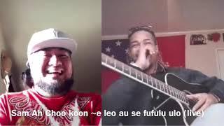 Sam Ah Choo Koon~Singing his hit song E leo au se fufulu ulo (Live