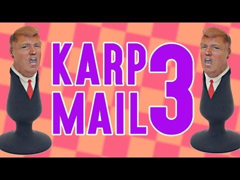 Xxx Mp4 DONALD TRUMP BUTT PLUG KARP MAIL 3 3gp Sex