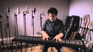MTF Exclusive: Jamie Cullum on the Seaboard @ Music Tech Fest 2013