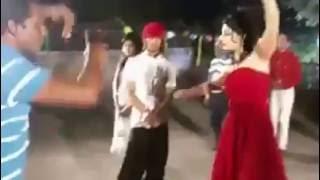 Item song Shooting bangla movie 2