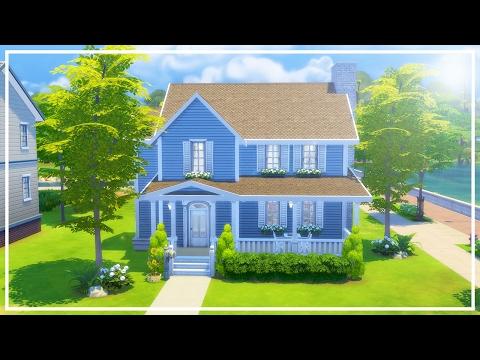 The Sims 4: Speed Build - Adams Acres