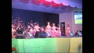 PCES Kindergarten- hawaiian dance