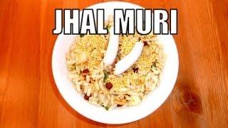 How to make JHAL MURI - Tasty Evening Snack